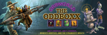 Pack The Oddbox solo 2,5€