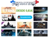 Humble Strategy Bundle (Steam) desde 0,81€