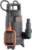 Bomba sumergible Black+Decker BXUP750PTE