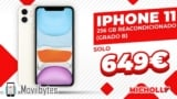 iPhone 11 256GB Reacondicionado (Grado B)