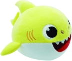 Peluche musical Baby Shark