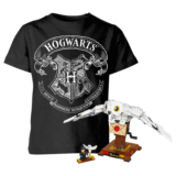 Harry Potter Hedwig Lego + Camiseta