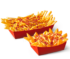 Top Fries en McDonald's  (oferta semanal)