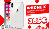 iPhone X 64GB Reacondicionado (Grado B)