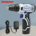 Destornillador inalámbrico WorkPro 12V