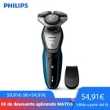 Afeitadora Philips AquaTouch S5420