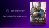 The Witcher 3 GOG (si ya lo posees  en PC o consola)