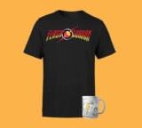 Pack camiseta + Taza Flash Gordon