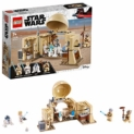 LEGO Star Wars – Cabaña de Obi-Wan, con Techo Desplegable