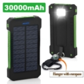 Power Bank solar 30000mAh