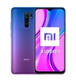 Xiaomi Redmi 9 4 + 64 GB color púrpura