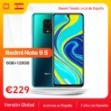 Xiaomi Note 9S Global 128GB