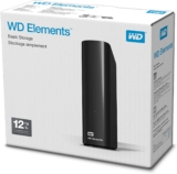 Western Digital Elements Desktop 12TB USB 3.0