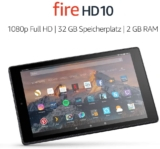 Fire HD 10″ FHD 64GB