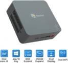 Mini PC i5 8GB + 256GB SSDl