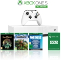 Xbox One S 1TB All Digital Edition + 1 Mes Xbox Live Gold + 3 Videojuegos