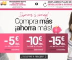 Hasta 15€ de descuento por 40€ de compra en Magic Outlet