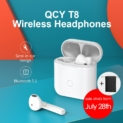 Auriculares inalámbricos QCY T8