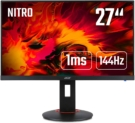 Monitor Acer XF0 27″ 144 Hz 1ms