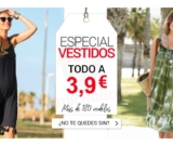 Vestidos (+200 modelos) en Magic Outlet