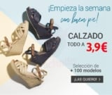 Calzado +100 modelos en Magic Outlet