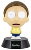 Mini Lampara Rick and Morty 3D