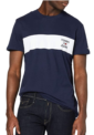 Camiseta para Hombre Tommy Hilfiger TJM Chest Stripe