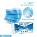Pack de 50 mascarillas desechables