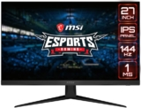 Monitor Gaming MSI Optix G271 27″ FHD 144Hz 1ms