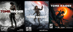 Miniprecios Saga Tomb Raider Steam