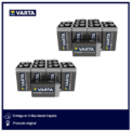 VARTA Power On Demand – 2 Packs 10 Pilas Alcalinas 9V