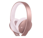 Auriculares gaming PS4 Sony Rose Gold Inalámbricos