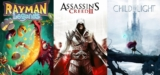Assassin's Creed II, Rayman Legends y Child of Light