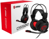 Auriculares gaming MSI DS502 7.1