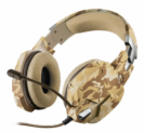 Auriculares gaming Trust GXT 322D Carus