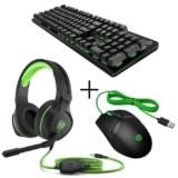 Pack HP Pavilion Gaming solo 36,9€