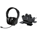 Pack Gaming Cascos + Cargador doble Mando PS4 solo 35,9€