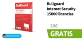 1 año Bullguard Internet Security GRATIS