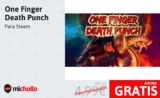 One Finger Death Puch para Steam