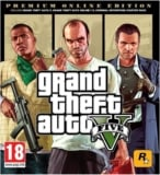 GRAND THEFT AUTO V: PREMIUM ONLINE EDITION solo 8,4€