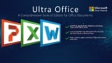 Word, Spreadsheet, Slide & PDF Ultra Office GRATIS
