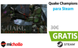 Quake Champions gratis Steam