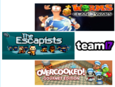 Bundle Team 17 para Steam