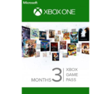 3 meses Xbox Game Pass solo 1€