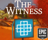 The Witness para Epic Store GRATIS