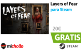 Consigue Layers of Fear para Steam GRATIS
