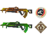 Skins + insignias y monedas GRATIS para Apex Legends