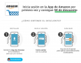 Consigue 5€ Gratis con la APP Amazon