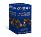 24 Uds. Preservativos Control Chocolate Addiction solo 10,3€