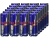 Pack de 24 Latas de Red Bull Original solo 23,9€